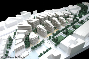Curzon Park Masterplan – Mixed Use Development