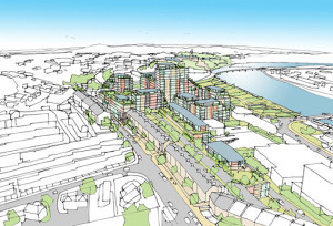 Lawson's Quay – Mixed Use Development